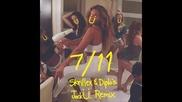 *2015* Beyonce - 7/11 ( Jack U remix )