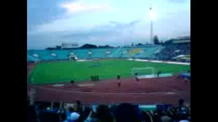 Левски - Тампере 07.08.2007