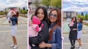 Galina & Galina: Глория разходи внучето, семейството на певицата си спретна чуден празник