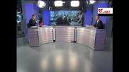 Заснели Румънският президент Траян Бъсеску как бие дете