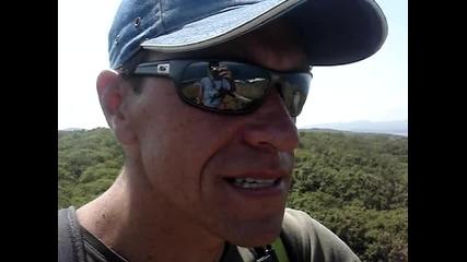 Тарзан в резервата Ропотамо