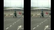 Това Можете Да Го Видите Само В Русия! Е не, доста неща съм виждал по бензиностанциите, но руснаците