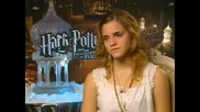 Emma Watson - Interview