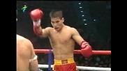Sanda vs Muay Thai Liu Hailong vs Robert Kaenorrasing