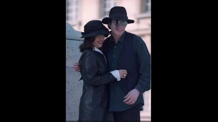 Майкъл Джексън и Лиса Мари Пресли (джексън) - истинска любовна история