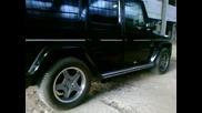 Mercedes - Benz G 5.5 Amg Sound