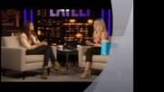 Nina Dobrev on Chelsea Show