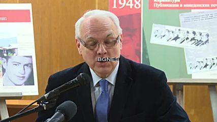Велизар Енчев към Борисов: Не забравяйте събитията в Македония