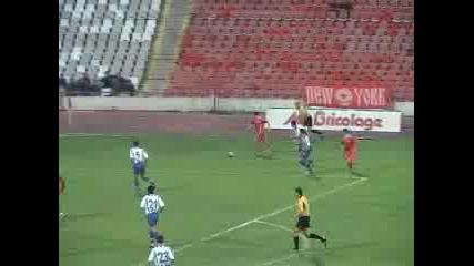 ЦСКА-Тирана 2005