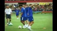 Ronaldinho vs Ronaldo