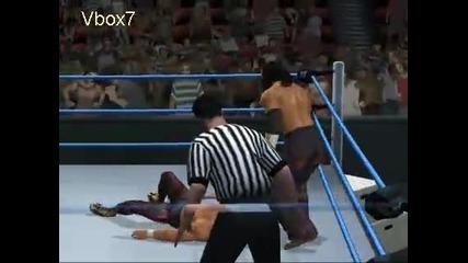 Wwe Smackdown vs Raw 2011 Сезон 1 Епизод 2 Matt Hardy vs Chavo Gerrero Smackdown Part 1