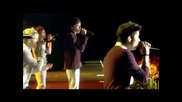За Първи Път В Сайта ! One Direction - Up All Night Live Tour Dvd Part 5