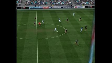 Fifa 11 Tevez Goal