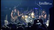*превод* Eric Sardinas - Down To Whiskey / Rawa Blues Festival 2012