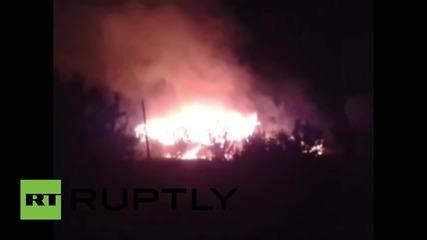 Ukraine: Shelling continues in Donetsk despite ceasefire