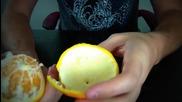 Как да обелим портокал по руския начин?! || Crazyrussianhacker