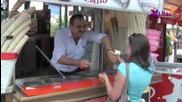 Интересен начин да си купиш сладолед
