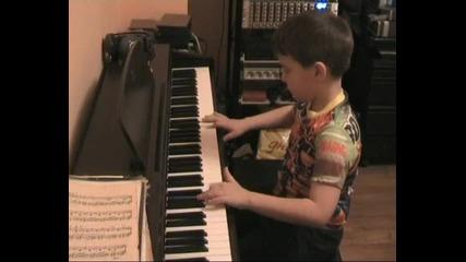 Даниел Анастасов - Boogie