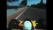 Rene Arnoux onboard Canada 1979