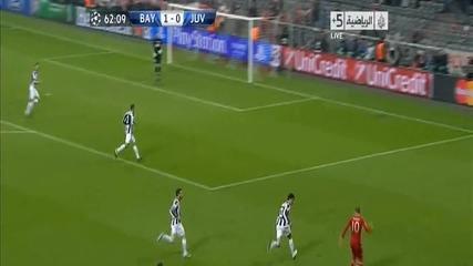 Bayern Munich vs Juventus 0-2 (2.4.2013)