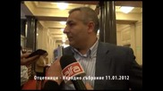 Купеният от управляващите Хлебаров, бивш депутат от Атака!