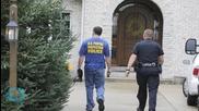 Federal and State Police Raid Home of Subway Spokesman