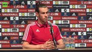 Bale Dismisses Ronaldo Comparisons, Says Wales is Ready to 'Make History'
