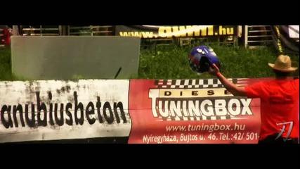 Дунев отново първи - King of Europe - Mariapocs 2010