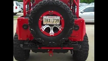 Jeep Rubicon 2003
