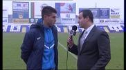 Стефан Велев: Левски ще докаже, че е класен тим