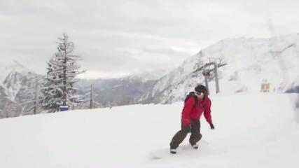 Chamonix-Mont-Blanc - SWATCH Freeride World Tour (2013) - част 1