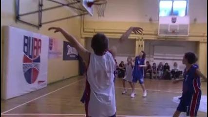 Ученическа Баскетболна Лига Буба - Финал 2010