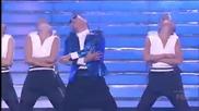 Psy - Gentleman [ American Idol 2013 - Finale ] - Live