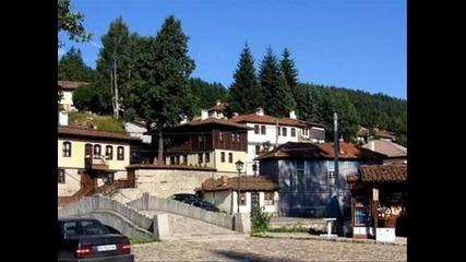 Старите български къщи.
