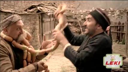 Реклама на Македонска наденица *leki*