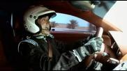 Луд Драг Между Mclaren F1 vs Bugatti Veyron