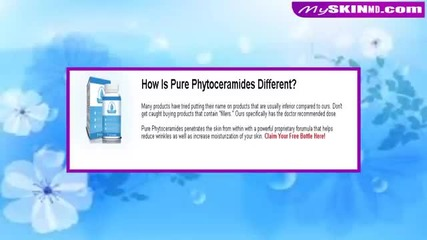 Pure Pythoceramides Review - Battle Over Skin Aging Problems And How To Win It With Phytoceramides