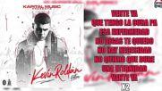 Kevin Roldan - La Cura Letra