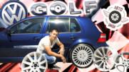 Volkswagen GOLF 4 - автомобилът за всичко и всеки