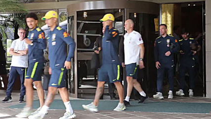 Brazil: Home team heads to training ahead of Copa America QF against Paraguay