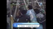 Дерби Между Лацио И Рома - 6.01.2005