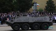 Армията отбеляза Деня на храбростта с грандиозен парад