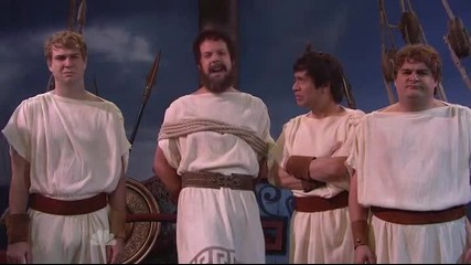 Christina Applegate - Odysseus and the Sirens
