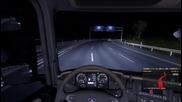 Euro Truck Simulator 2 #15 Сканията е готова за коледа ,,,,,,,