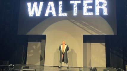 Exklusiv: WALTER feiert epische Heimkehr bei WWE Live in Wien