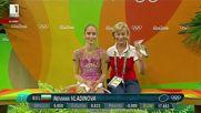 Невяна Владинова - обръч - финал - Рио 2016