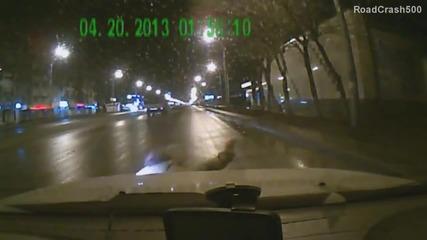 Видеото, което ще изкара извън релси всеки шофьор!