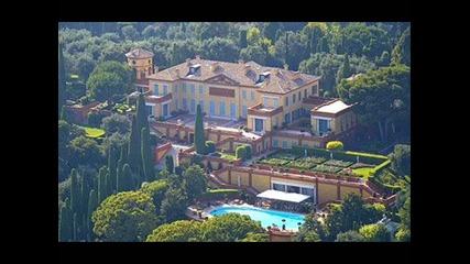 Най - скъпата къща в света - вилата Леополда