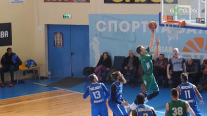 Баскетболните национали триумфираха и срещу Левски Лукойл