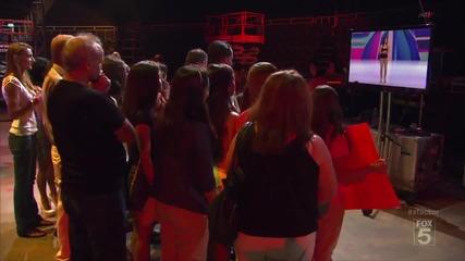 Това момиче разплака публиката в X factor 2012 Usa